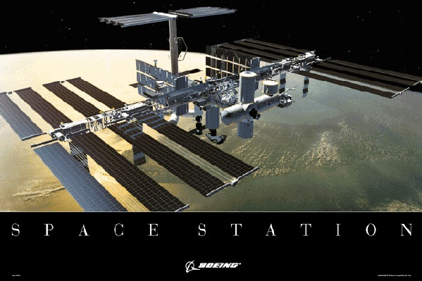 Space Station  SPACE STATION
