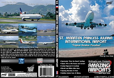 Saint Maarten/Martin: Princess Juliana International Airport (SXM). Tropical Aviation in Paradise  1932544003