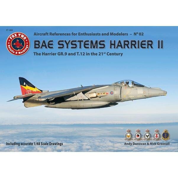 The BAE Systems Harrier GR.9 and T.12 in the 21st Century  9783935687188
