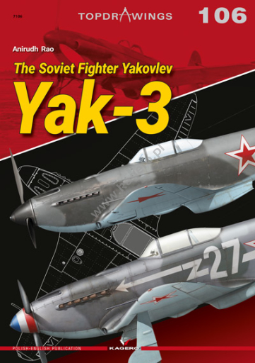 The Soviet Fighter Yakovlev Yak3  9788366673038