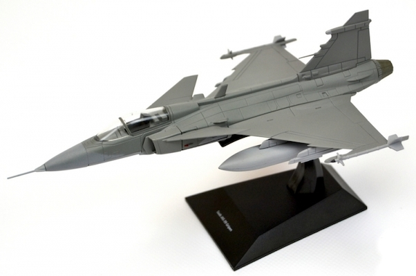 SAAB JAS39C Gripen Basic scheme with decals  82MLCZ7211