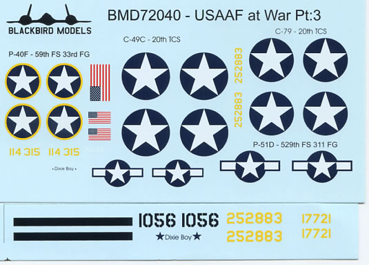 USAAF At War Part 3  BMD72040