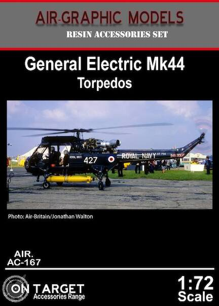 General Electric MK44 Torpedo (2x)  AIR.AC-167