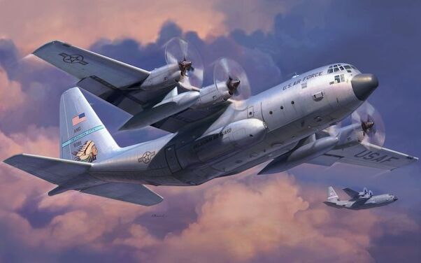 Lockheed C130H Hercules (Expected October 2020)  7332
