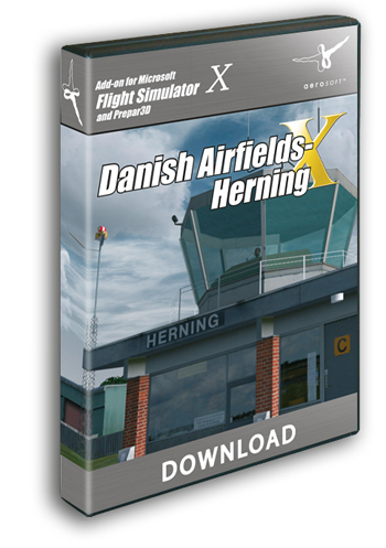 Danish Airfields X - Herning (Download version)  13156-D