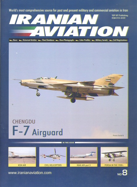 Iranian Aviation Review Issue 8 IAR