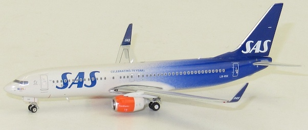B737-800 (SAS Scandinavian Airlines