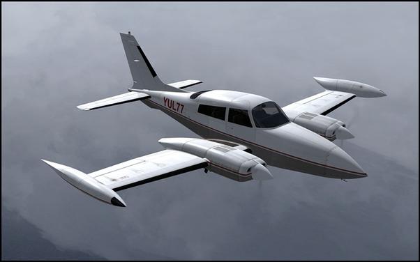 Cessna C310R (Download Version) (Military Visualization 148701-D)