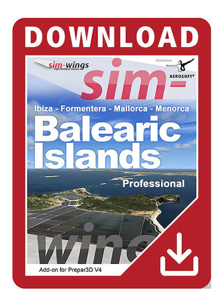 LEMH-LEPA-LEIB-Balearic Islands professional - Bundle (download version)  AS14388