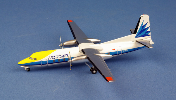 Fairchild FH227 Friendship Nordair n/c C-GCDH  AC219449