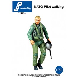 NATO pilot Walking(Suitable for F16, F/A18 etc)  321126