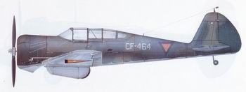 Curtiss CW22B Falcon