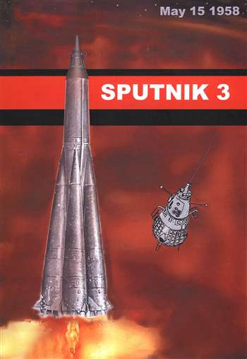 Sputnik 3, 1958 Geophysical Research Satellite  LO-16