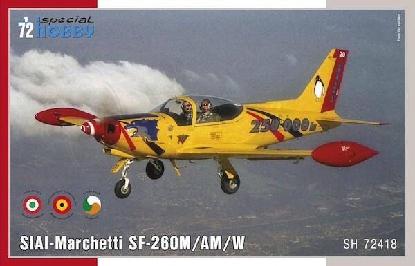 SIAI-Marchetti SF-260M/AM/W  SH72418