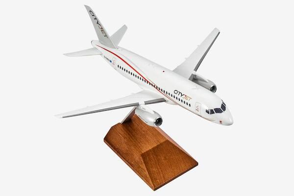 Superjet-100 CityJet EI-FWB - AviationMegastore.com