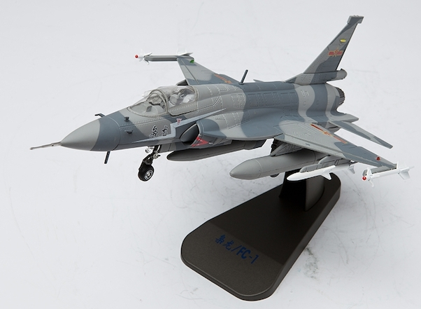 FC-1 lightweight fighter jet Chinese Air Force (Air Force 1 AF1-0067)
