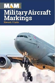Military Aircraft Markings 2019  9781910809259
