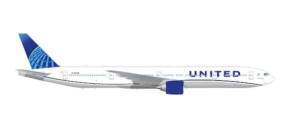 Boeing 777-300ER United Airlines  534253