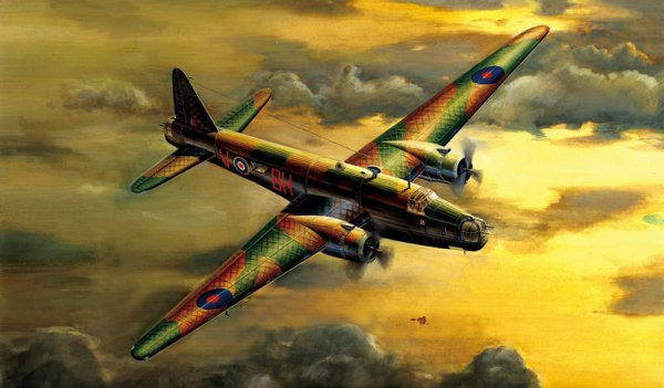 Vickers Wellington MKIII  01627