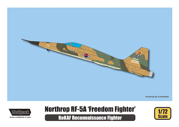 Northrop RF5A ''Freedom Fighter''  WP17202
