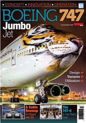 Boeing 747 Jumbo Jet. Airliner World Special  9781910415900