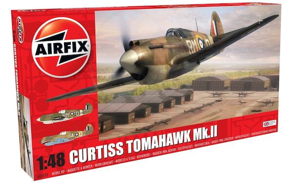 Curtiss Tomahawk MKII  05133