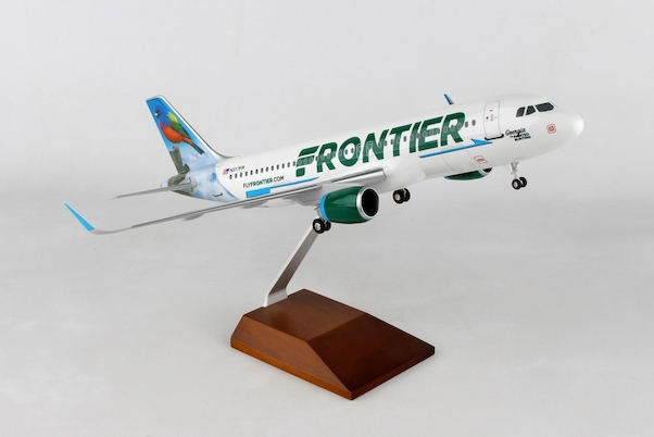 A320neo (Frontier
