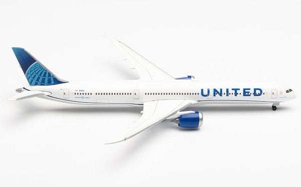 Boeing 787-10 Dreamliner United Airlines  534321
