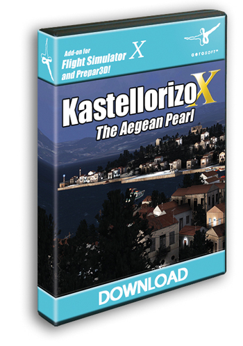 FSDG - Kastellorizo X - The Aegean Pearl (download version)  12748-D