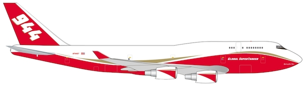 B747-400 (Global Supertanker Services