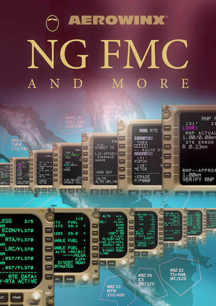 Aerowinx NG FMC and More  NEXTGENFMC