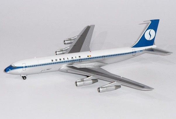 B707-331 (Sobelair) OO-SJM LIMITED EDITION  IF7070913