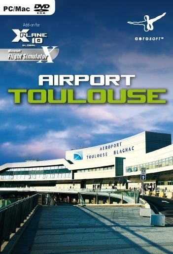 Airport Toulouse (download version) (Aerosoft 4015918122467-D)