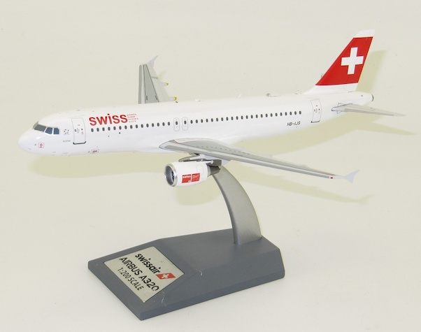 A320-200 (Swiss International Air Lines) HB-IJS With Stand  JF-A320-010