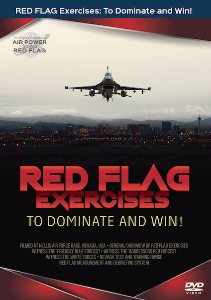 RED FLAG Exercises: To dominate and win!  0096962101367
