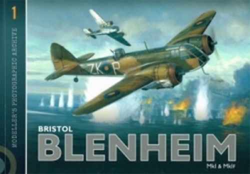 Bristol Blenheim MK1 and MK1F  9781906592516