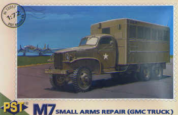 M7 GMC Small Arms repair Truck  72057