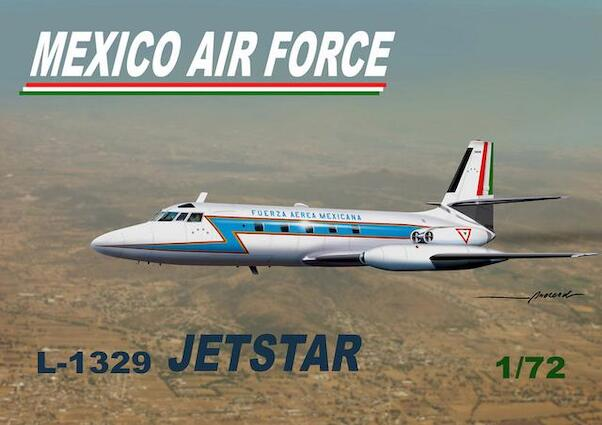 Lockheed L1329 Jetstar (Fuerza Aérea Mexicana / Mexican Air Force)  GP.105