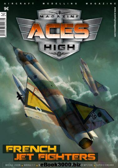 Aces High Magazine No 15: French Jet fighters, Mirage 2000N, Mirage F1, Mirage IIICJ, Ouragan, Super Mystere and Super Etendard  8435568301665