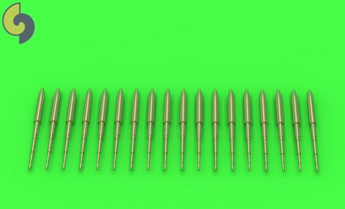 Static dischargers for F-16 (16pcs + 2spare)  AM-32-084