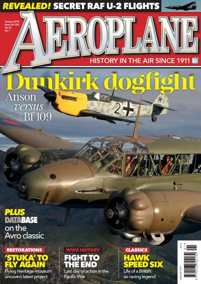 Aeroplane Monthly January 2019  977014372413201