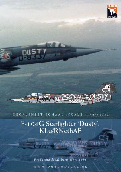 Lockheed F104G Starfighter (D-8337