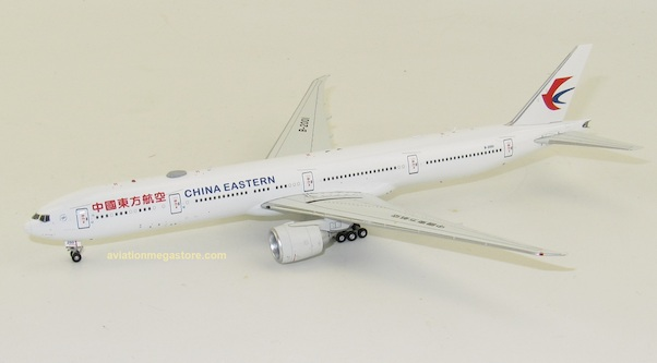 Boeing 777-300 China Eastern Airlines B-2001 including stand  AV4085