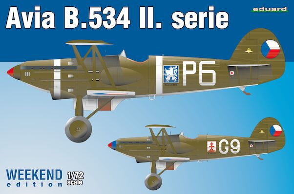 Avia B534 2nd Srs - Weekend edition  7448