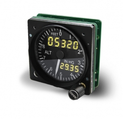B737 Digital Altimeter (GSA-055 usb interfase required)  GSA-016