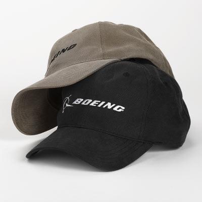 Boeing Executive Signature hat (Black) - AviationMegastore.com c6e31bac6b0
