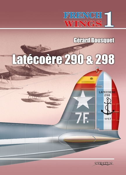 French Wings 1, Latecoere 290 & 298  9788361421207