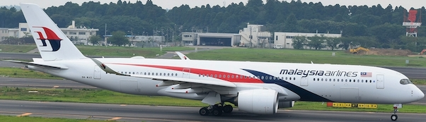A350-900 (Malaysia Airlines) 9M-MAD  532990