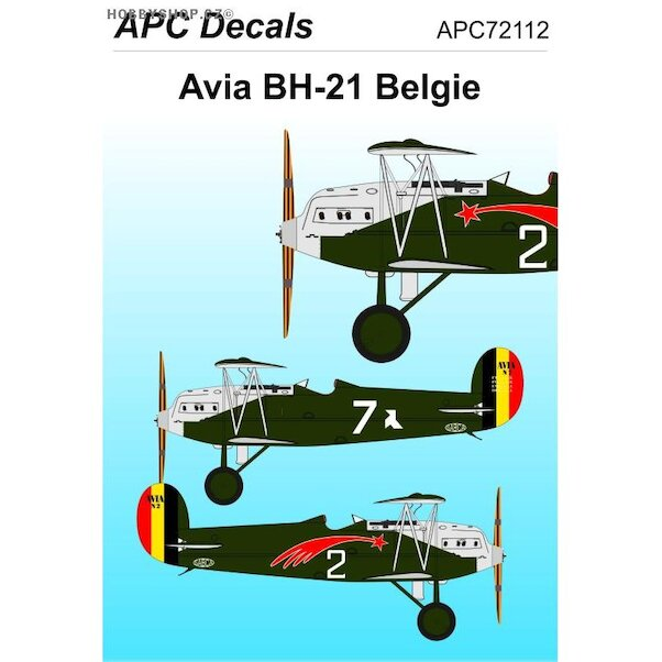 Avia BH21 (Belgie)  APC72112