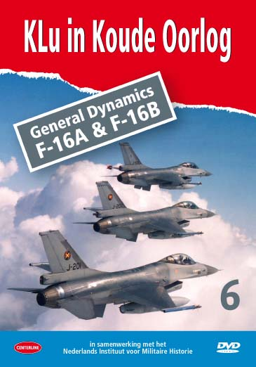 Klu in Koude Oorlog vol.6: General Dynamics F16A and F16B (Download version)  KLU06-D